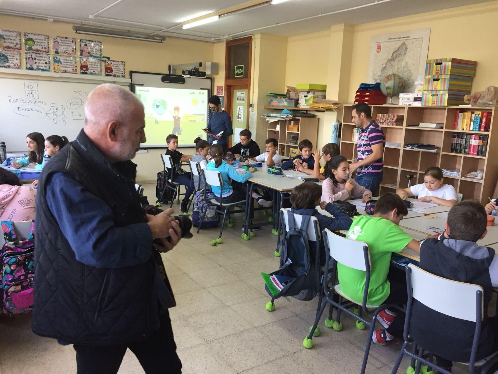2018_10_22_El País Digital descubre una clase de Naturaliza en Sexto_CEIP FDLR_las Rozas    4