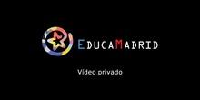 """Presentación Curso CRIF Las Acacias """"Cuentos y lectura en la primera infancia""""."""