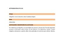 Actividad Competencia Digital EPVA 2º