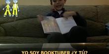 BOOKTUBER TIAGO 11
