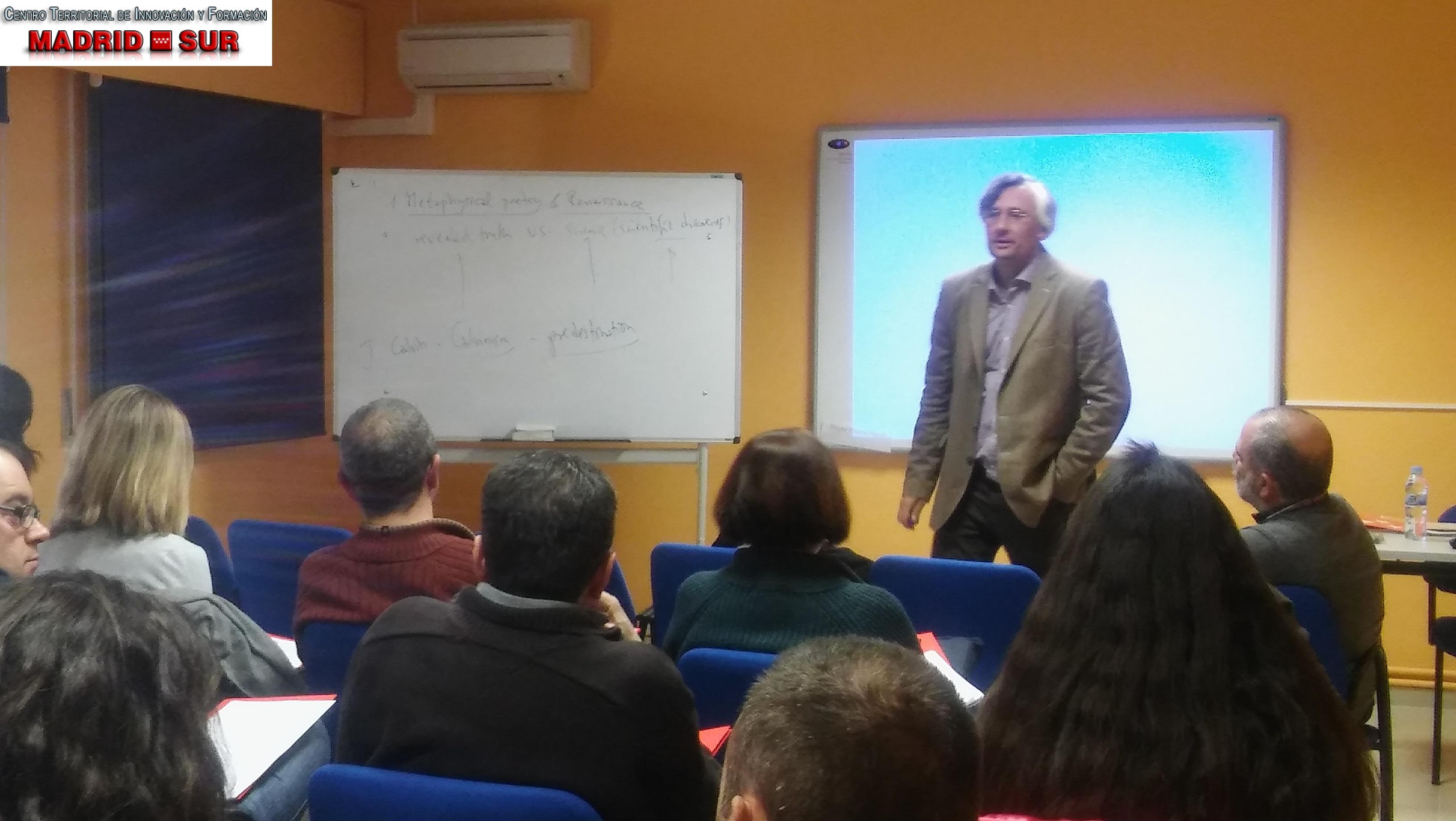 GUSTAVO SÁNCHEZ CANALES.  Vicedecano de Investigación e Innovación UAM