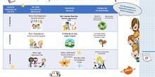 Planificación Actividades Comedor_CEIP FDLR_Las Rozas