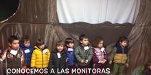 INFANTIL 3 AÑOS B - SALIDA A LA GRANJA
