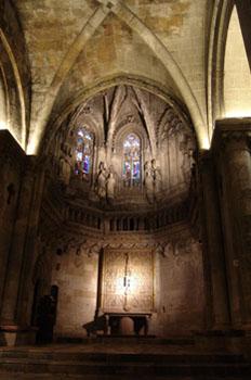 Capilla de Santa María, Catedral de Tarragona
