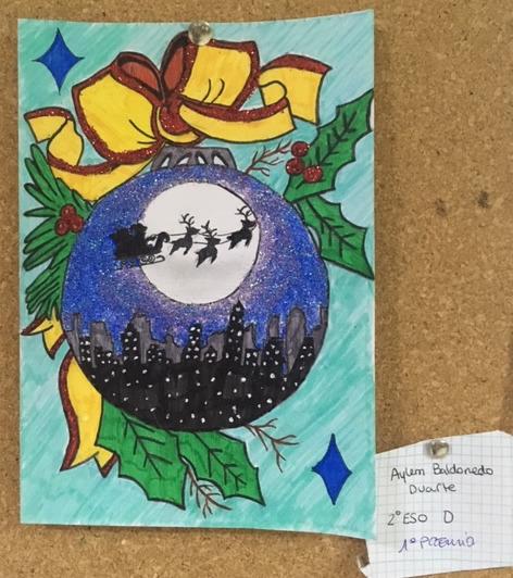 Tarjetas navideñas 2018 6