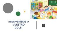 INFANTIL BLAS DE OTERO MOSTOLES BIENVENIDOS