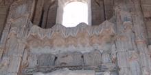 Detalle ventanal, Catedral de Lérida