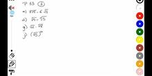 Soluciones p33 y 36 3ESO