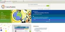 Migración de la web del centro de la versión 4 a la 5 de EducaMadrid