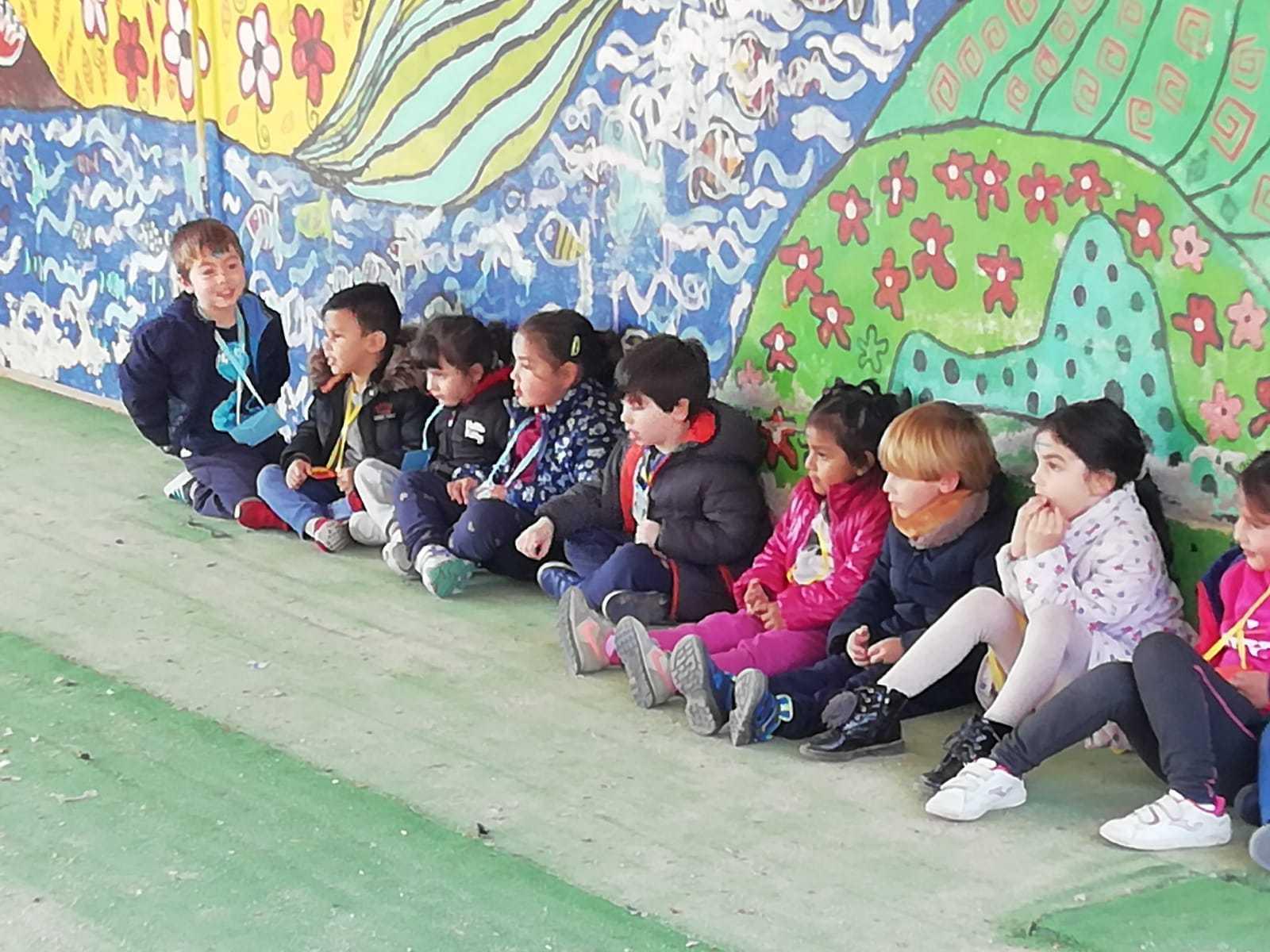 """Granja Escuela """"El Álamo"""". Infantil 4-5 años 13"""