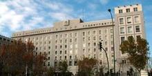 Ministerio de Defensa, Paseo de la Castellana, Madrid
