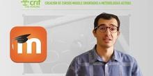 Presentación del curso Uso de Moodle en las Metodologías Activas