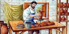 Azulejo de artesano