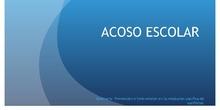 Seminario 164. 2017/18. Acoso escolar y herramienta SOCIOESCUELA