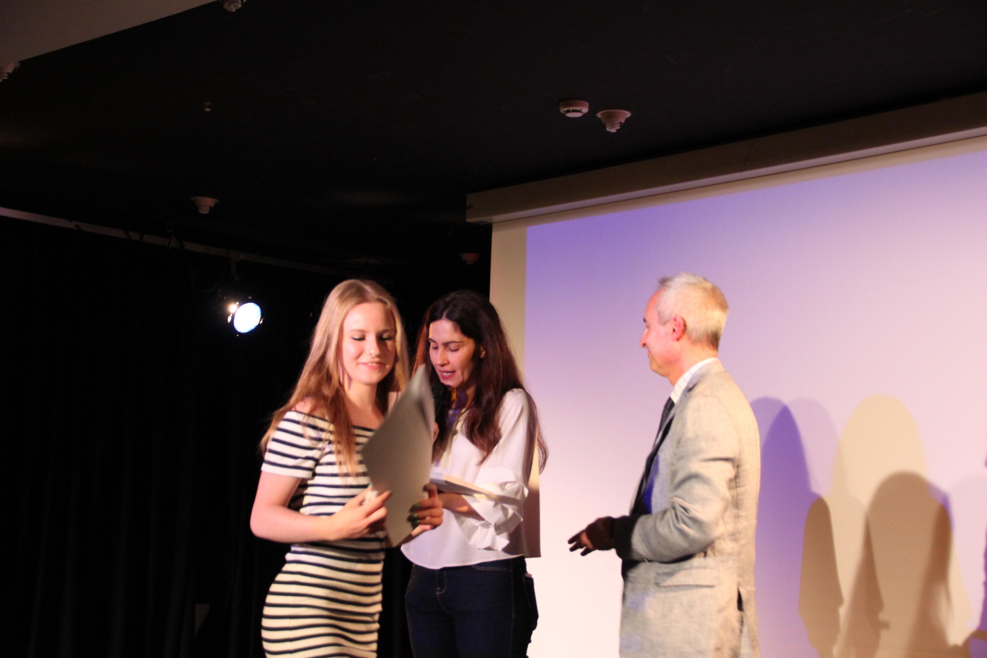 Graduación 2º bachillerato 2017-2018. IES María de Molina (Madrid) (2/2) 22