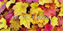 INFANTIL 3 AÑOS A - EL OTOÑO - FORMACIÓN
