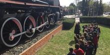 2019_03_08_Cuarto visita el Museo del Ferrocarril de Las Matas_CEIP FDLR_Las Rozas 12