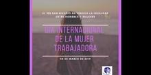 IES SAN NICASIO - DÍA INTERNACIONAL DE LA MUJER 2019