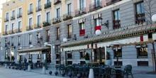 Café de Oriente, Madrid