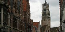 Calle Zuidzandstraat, Brujas, Bélgica