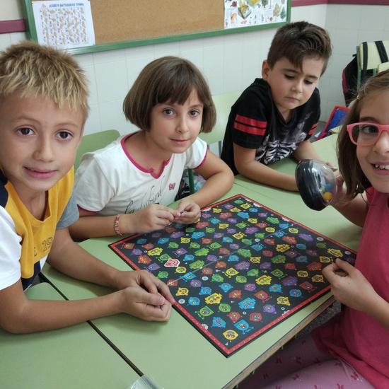 Juegos matemáticos 3º de primaria 8