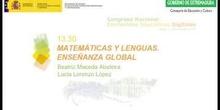 Matemáticas y Lenguas. Enseñanza global