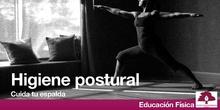 PRIMARIA - EDUCACIÓN FÍSICA - HIGIENE POSTURAL