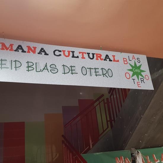 Decoración Semana Cultural 2020 5