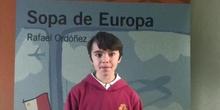 PRIMARIA - 5º - BOOKTRAILER - SOPA DE EUROPA - ANIMACIÓN A LA LECTURA