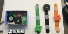 Material TEACCH formas y colores 3 años