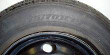 Neumático. Detalle de especificaciones
