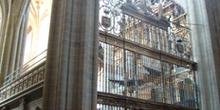 Rejería del coro, Catedral de Astorga, León, Castilla y León