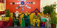 Visita de los Reyes Magos 1. Curso 19-20 9