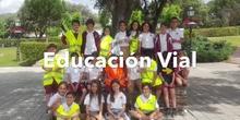 PRIMARIA 3º - EDUCACIÓN VIAL - ACTIVIDADES