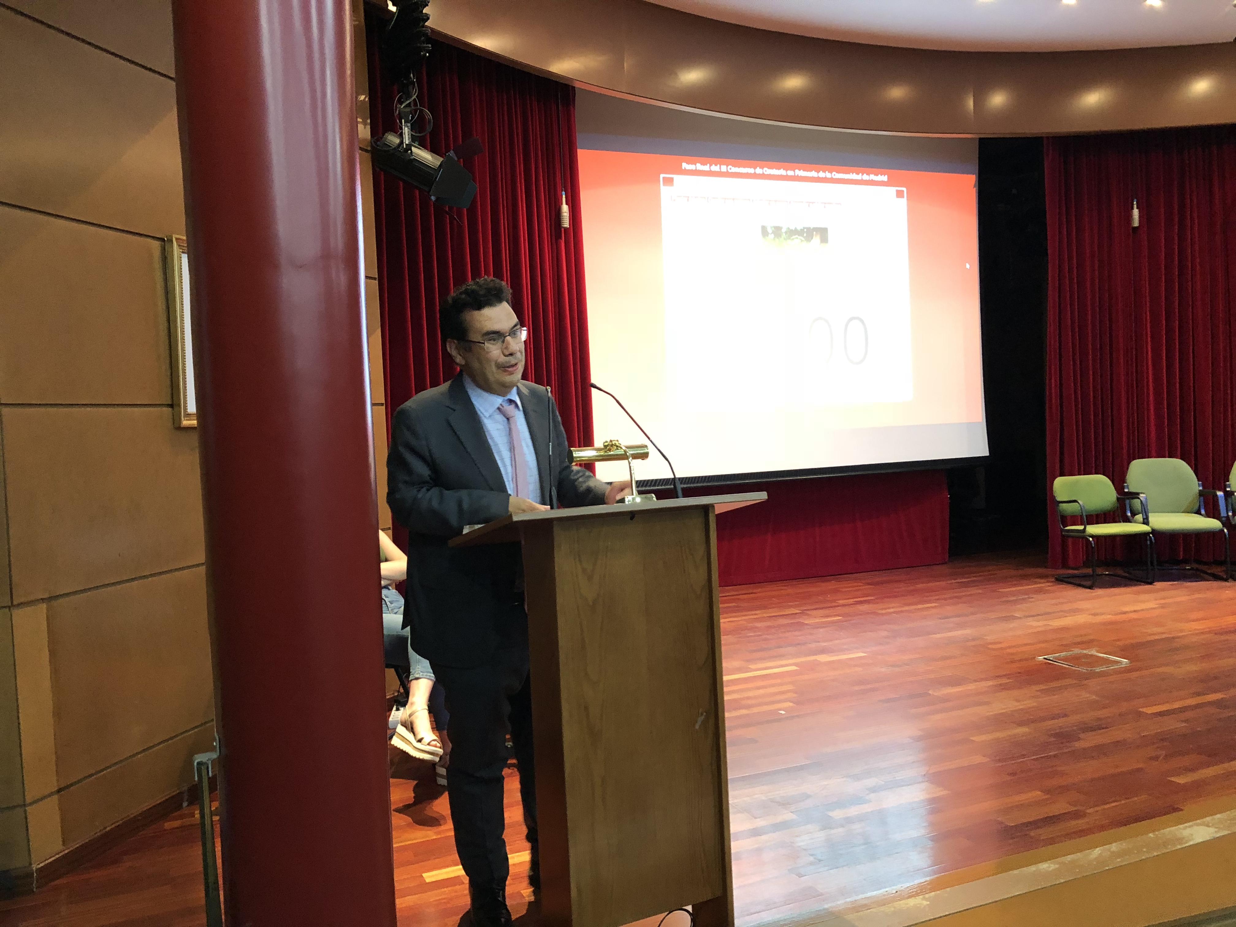Fase final del III Concurso de Oratoria en Primaria de la Comunidad de Madrid 34