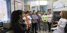 Visita al laboratorio Municipal de Getafe 6ºA 2