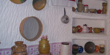 Cocina en cueva, Matmata