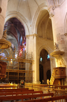 Púlpitos de la Catedral de Cuenca, Castilla-La Mancha