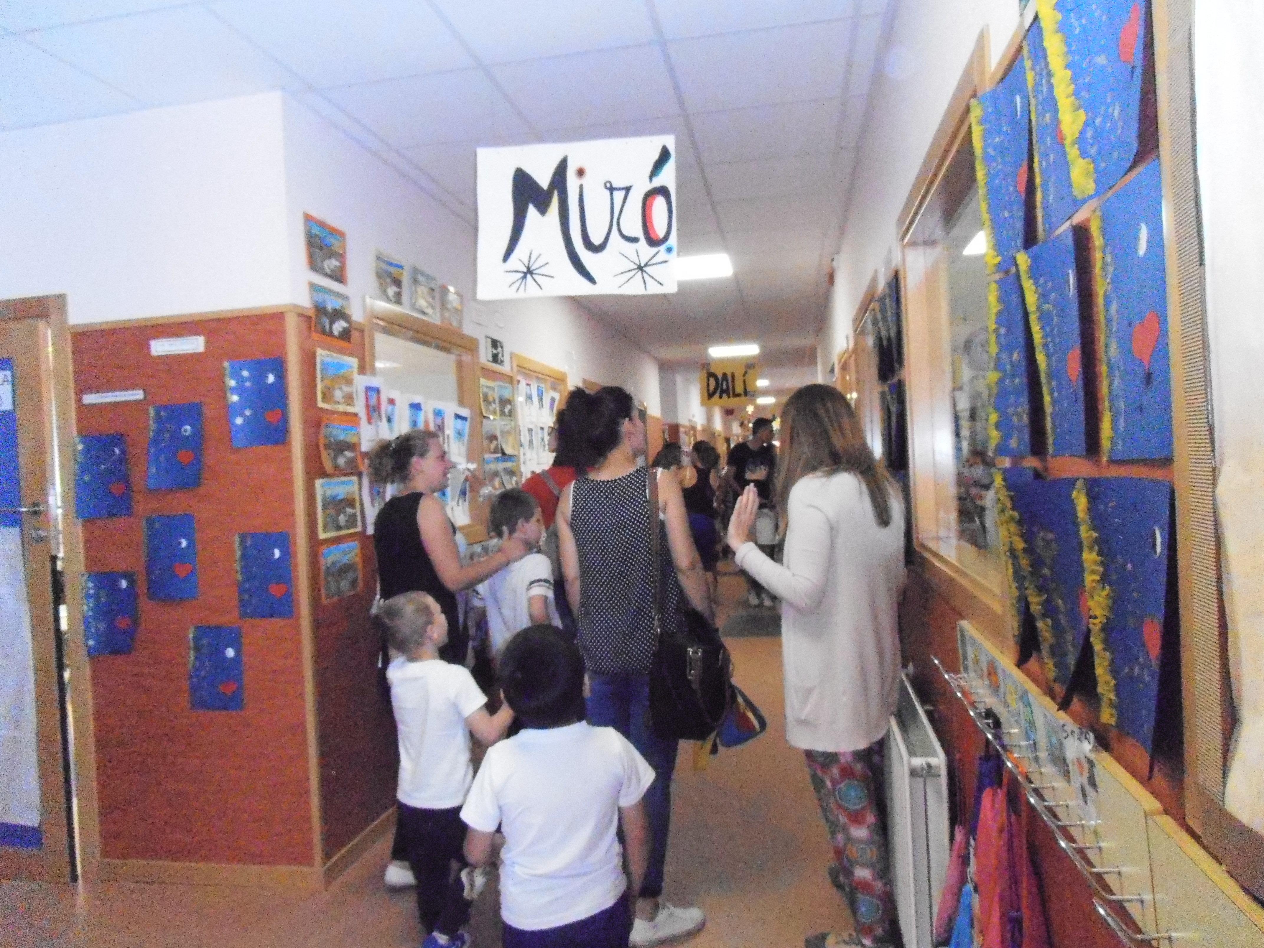 Pintores en Educación Infantil 20