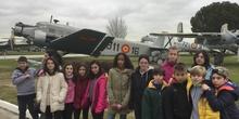 6º en el Museo del Aire