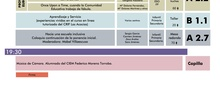 Programa IV Jornadas iEDU19