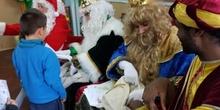 Los RRMM  Papá Noel en 1º (1) 9