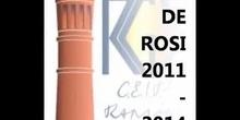 Vídeo Graduación Infantil Promoción de Rosi 2011-14