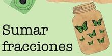 PRIMARIA 6º - MATEMÁTICAS - Sumar fracciones