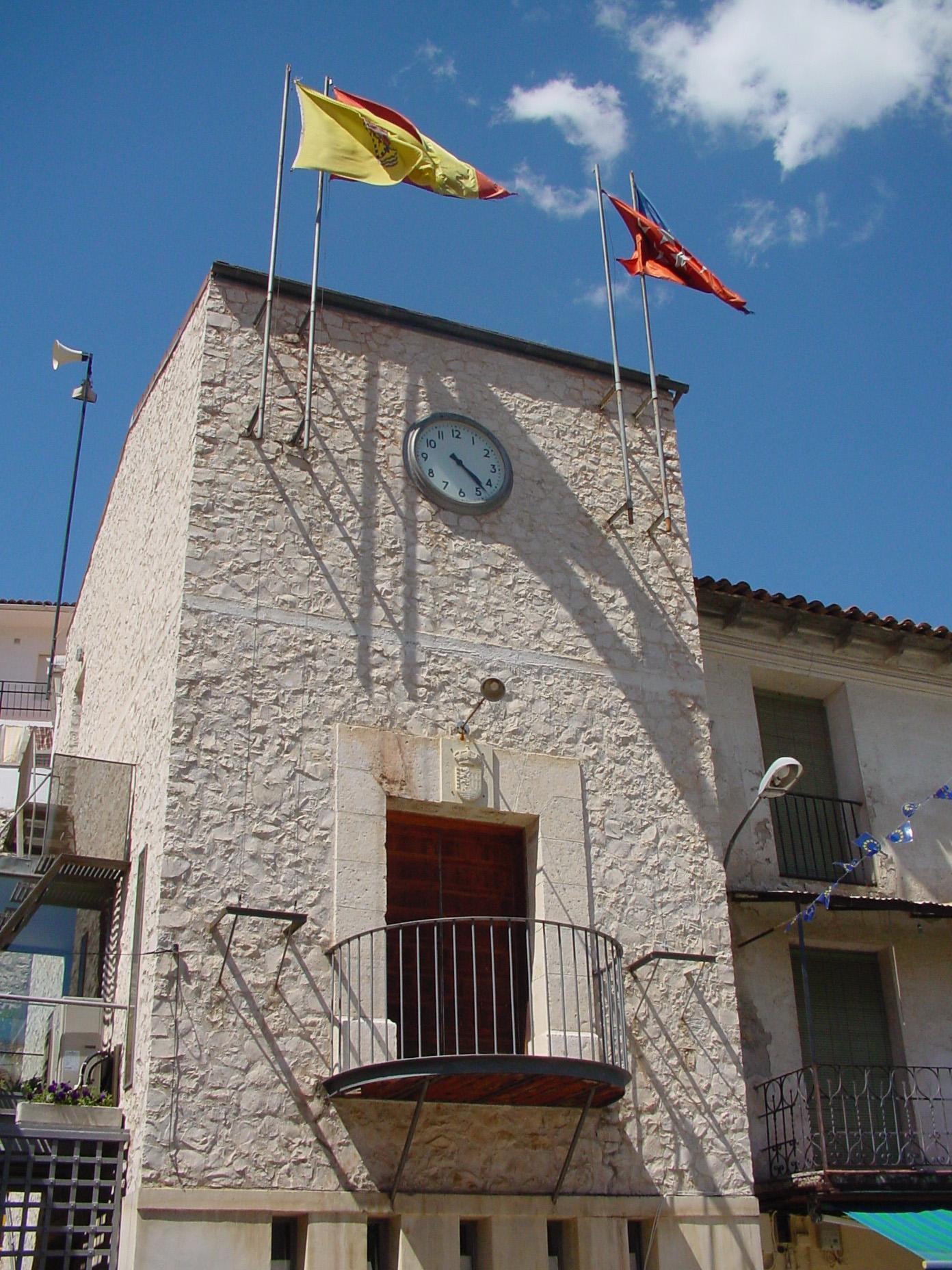 Ayuntamiento de Valdelaguna