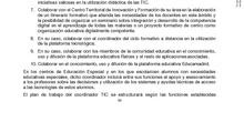 FUNCIONES COORDINADOR TIC