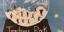 Los profesores de Primaria del CEIPSO María Moliner les desean felices fiestas