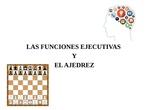 Seminario ajedrez Beneficios del ajedrez - Funciones ejecutivas y ajedrez
