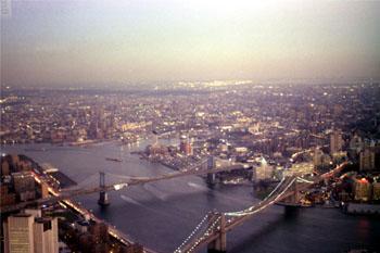Atardecer, Nueva York, Estados Unidos