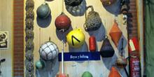 Boyas y balizas, Museo Marítimo de Asturias, Luanco